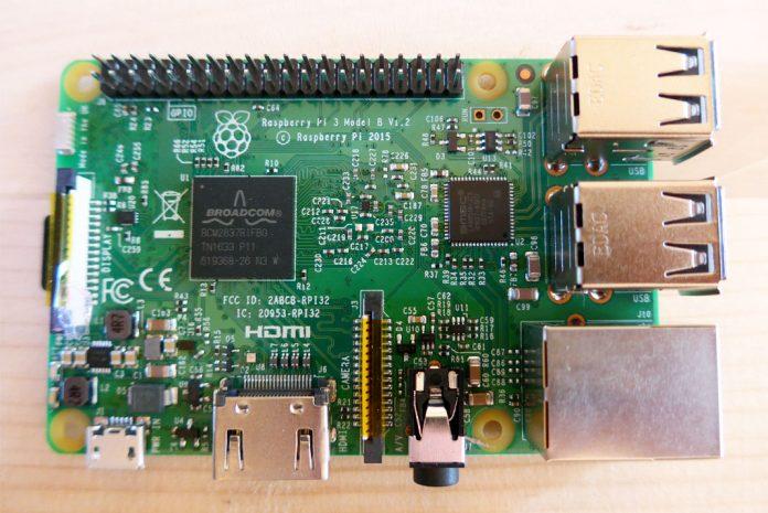 Raspberry pi 3