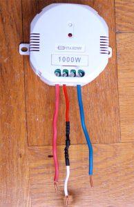 Module DiO et sa diode