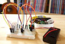 Fabriquer une sonde de température